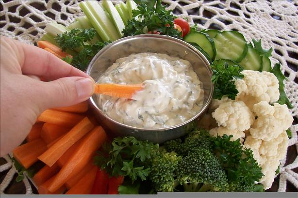 Veggie/Vegetable Dip