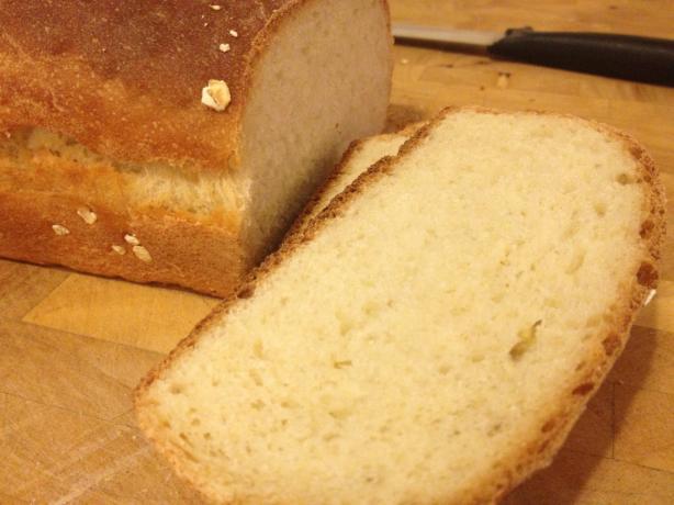 Sabrina's Sandwich Bread