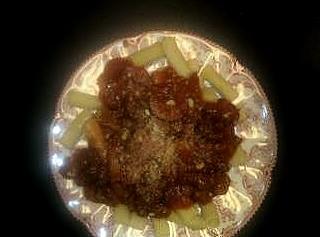 Meaty Rigatoni Sauce
