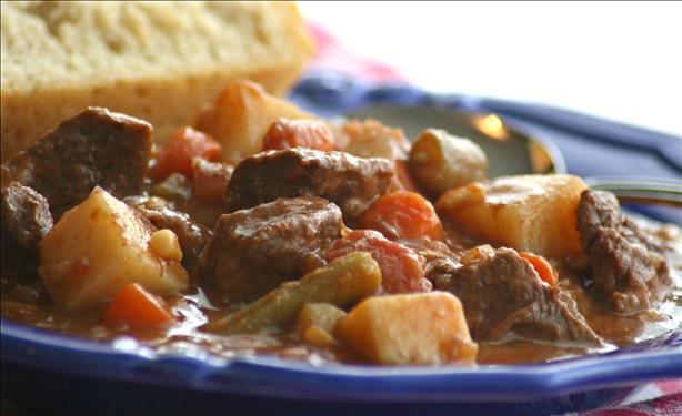 Kelly's Southwestern Beef Stew