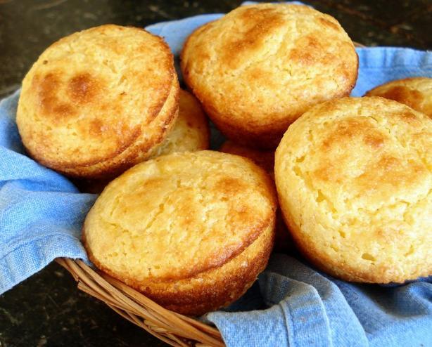 Dot's Corn Muffins