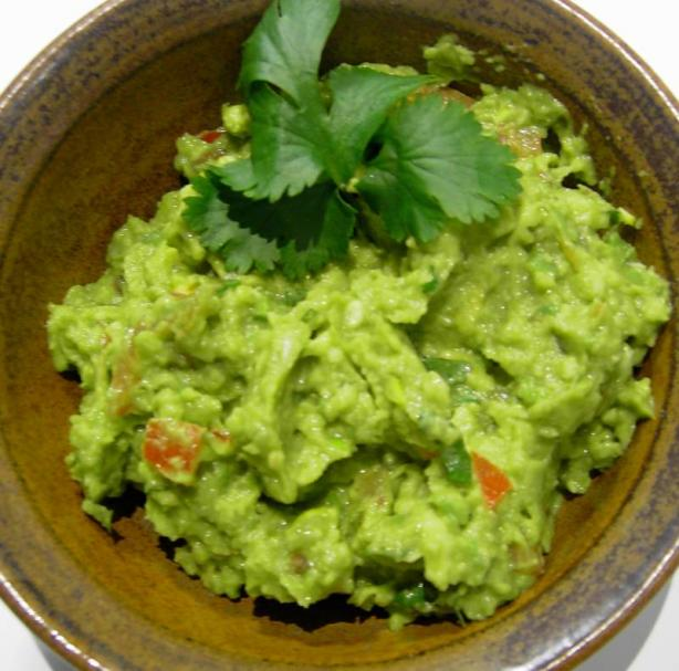 Guacamole at the Cottage