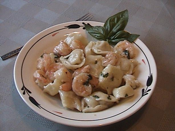 Shrimp and Tortellini