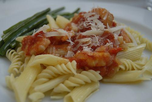 Fresh from the Garden Tomato Pasta