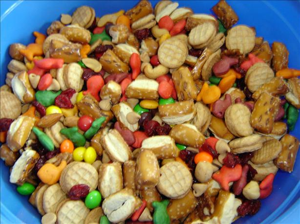 Kiddos Favorite Trail Mix