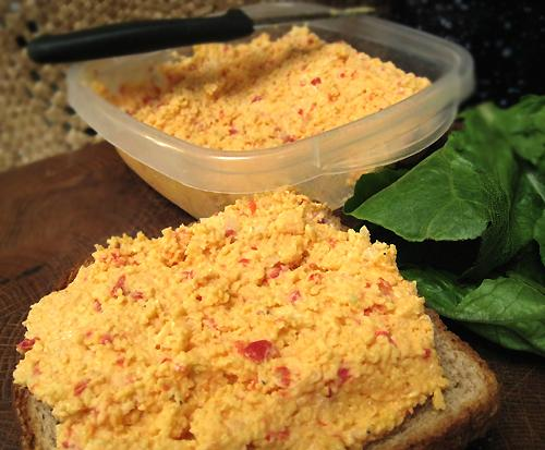 Garlic Pimento Cheese