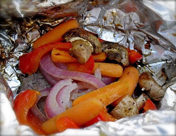Camper's Hobo Dinner