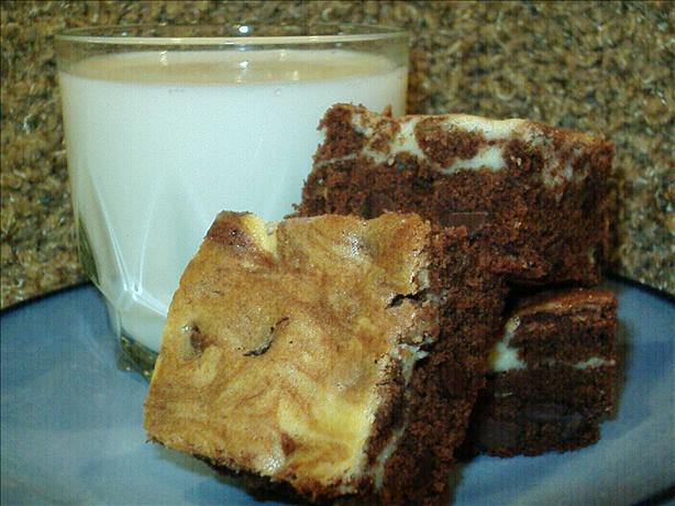 Double Chocolate Surprise Brownies