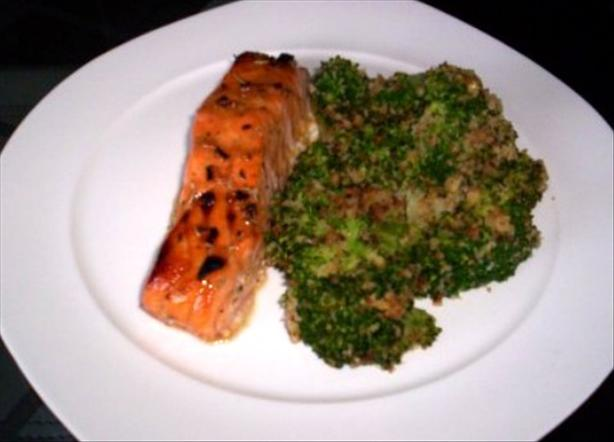 Orange Rosemary Salmon