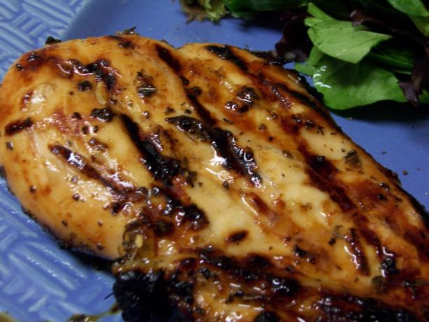 Crazy Lemon Marinade