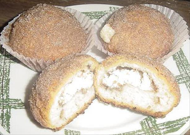 Cream Cheese Muffin Puffs