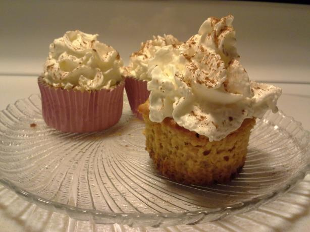 Pumpkin Cheesecake Cups !!