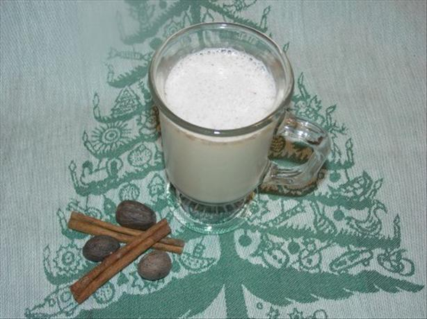 Eggnog .... Not Just for Holidays!