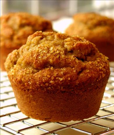 Peanut Butter Oatmeal Muffins for Kids (Or Adults)