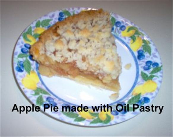 Oil Pastry (cholesterol Free)