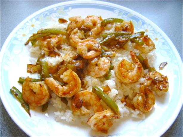 Stir Fried Shrimp( Kra Prow)