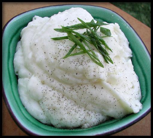 Truffled Mashed Potatoes