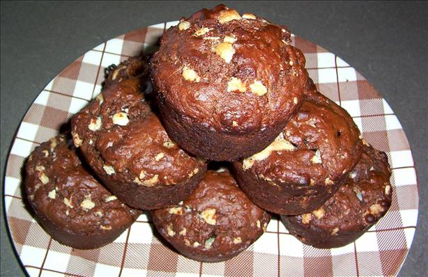 White Chocolate Chunk Muffins