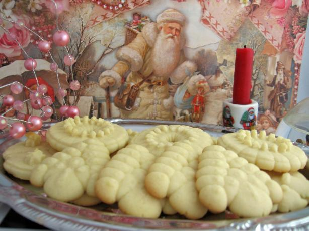 Wilton Butter Press Cookies