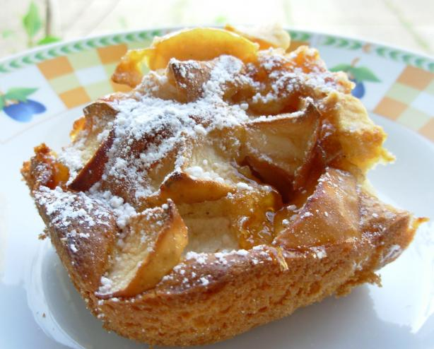 Apple or Pear Cake
