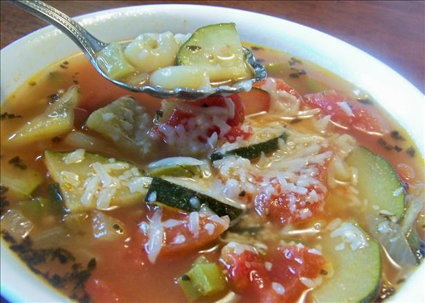 Sheila's Soupe a L'italienne