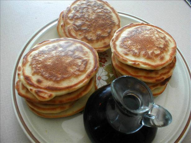 Buttermilk Griddle Cakes