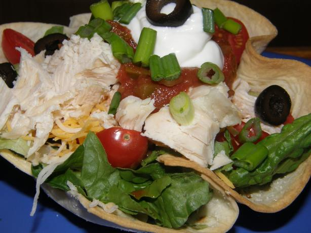 Muy Bueno Taco Salad