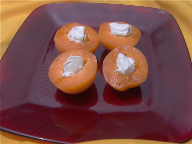 Happy Little Apricot Snacker