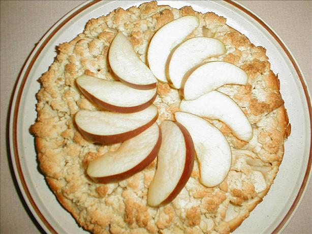 Continental Apple Pie