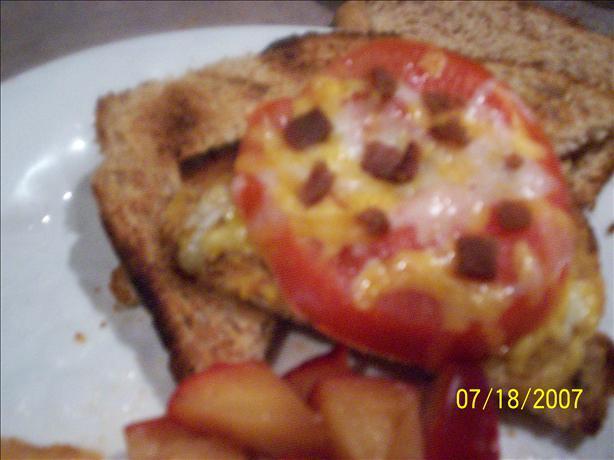 Tomato Grill Toast