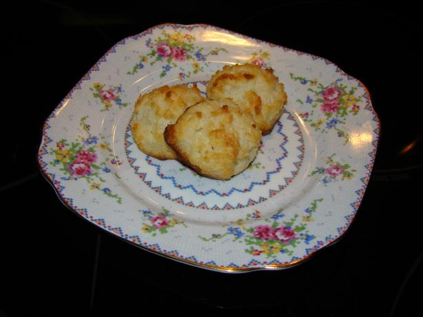 Ina's Coconut Macaroons
