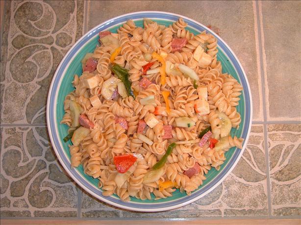 Alex's Italian Pasta Salad