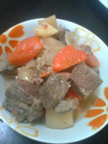Simple Irish Stew
