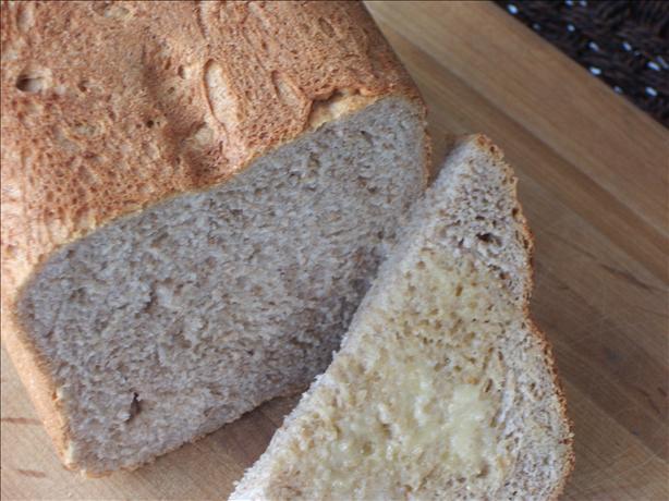 Cinnamon Applesauce Yeast Bread (abm)