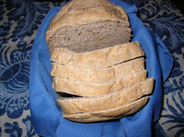 Garlic Dill Bread (bread Machine)