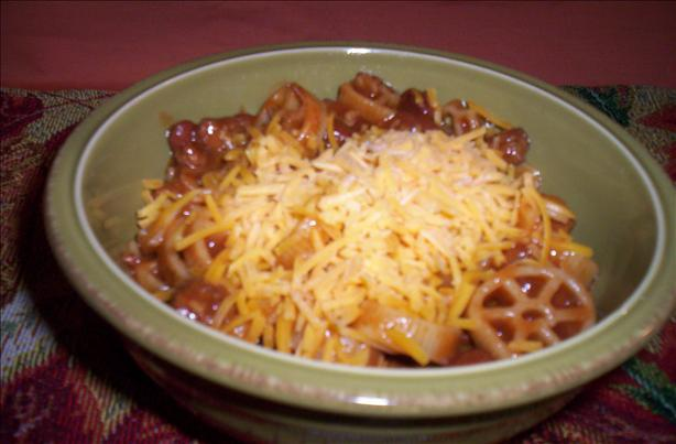 Wagon Wheel Chili