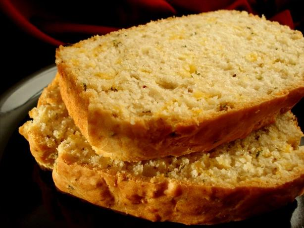 Cheese Herb Beer Bread