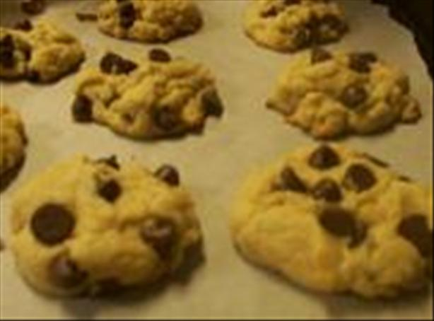 Different Chocolate Chip Cookies