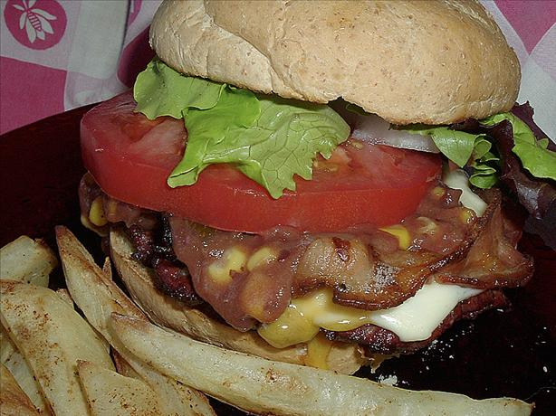 Super Rancher Burger