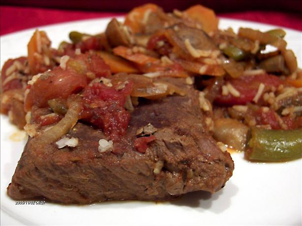 Light Swiss Steak