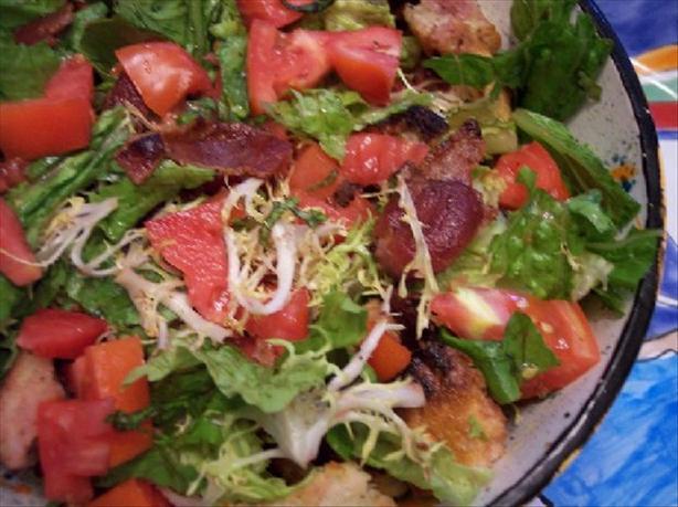 No-mayo Blt Salad