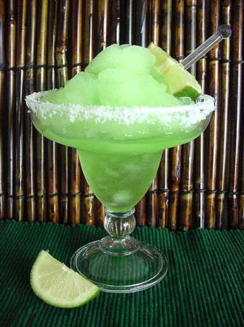 Mild-eyed Margarita (non-alcoholic)