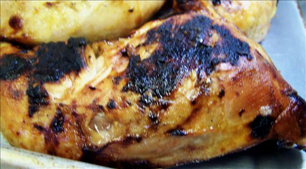 Orange - Rosemary Chicken