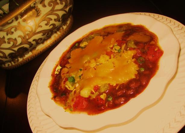 Janet's Chili Dip