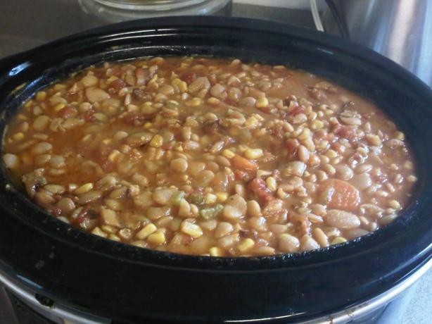 Succotash Soup