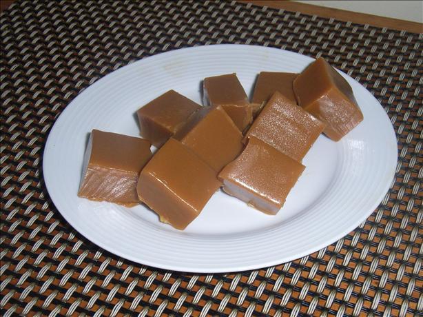 Russian Caramels
