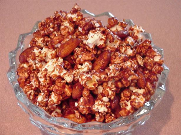 Choconut Popcorn