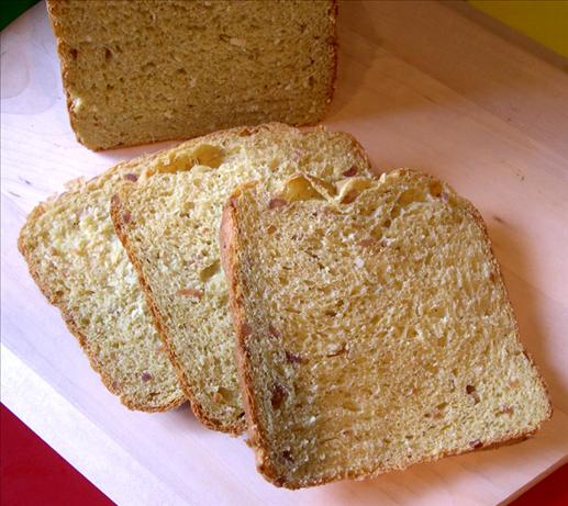 Curry Bread ( Breadmaker 1 1/2 Lb. Loaf)