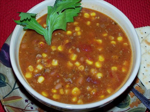 Taco Soup With Beer