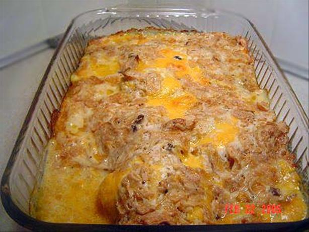 Creamy Cornflake Chicken